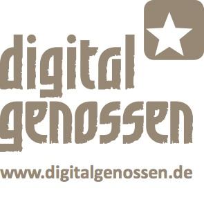 Logo der Agentur Digitalgenossen aus Mainz