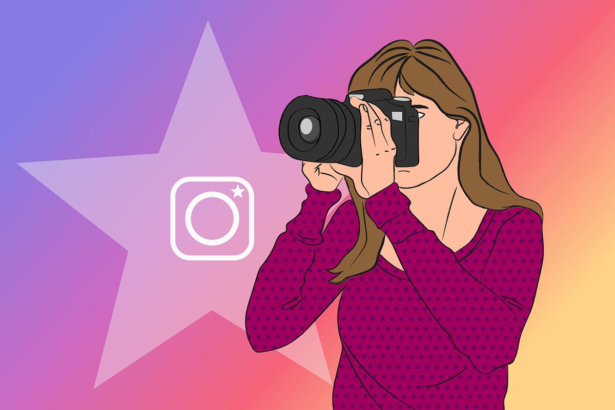 Instagram - Der Content macht die Follower